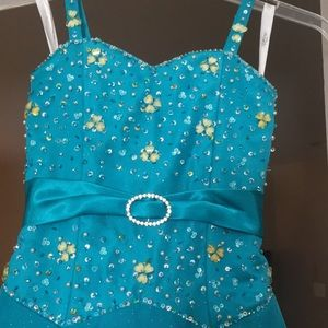 Tiffany Designs Pageant dress size 6 child